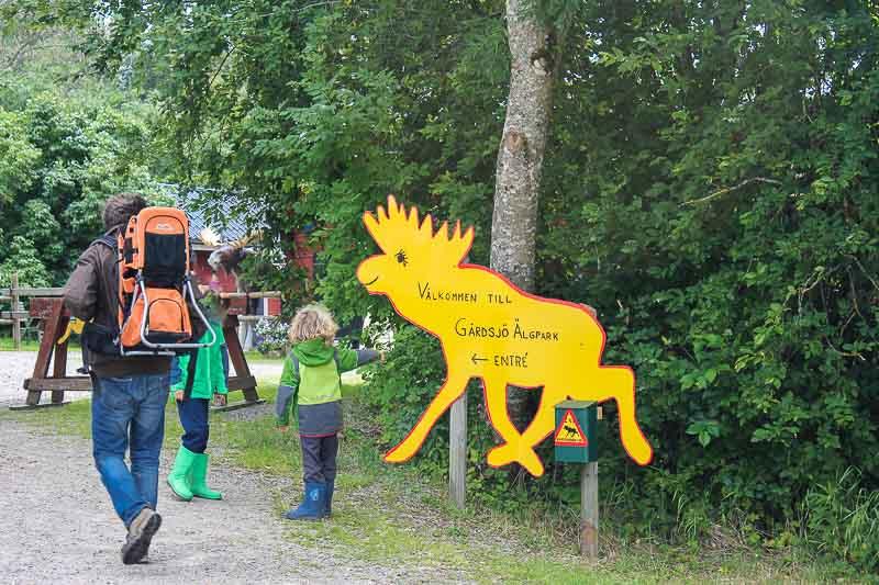 Gårdsjö Elchpark