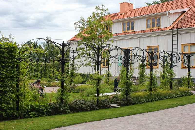 Das gelbe Haus Vimmerby Naes