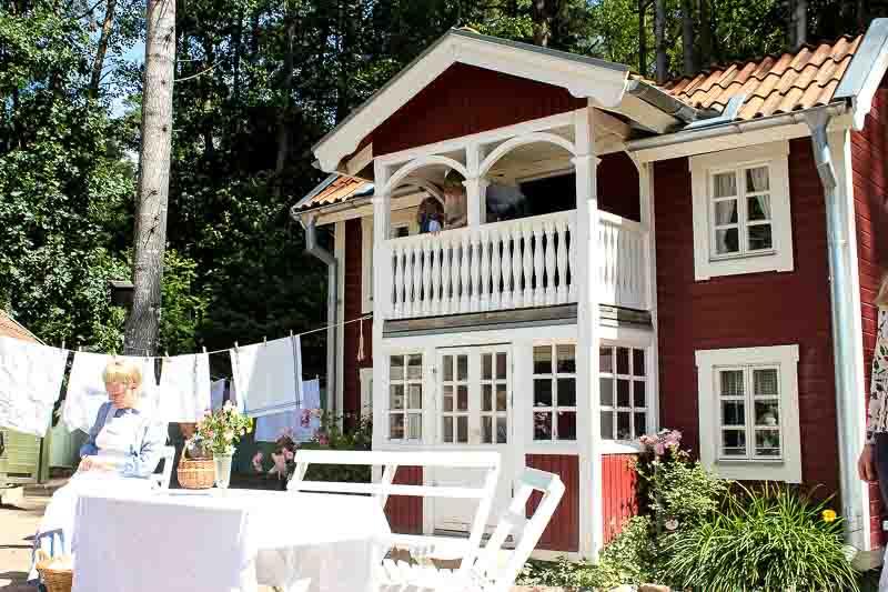 Wohnhaus Madita in Astrid-Lindgrens-Welt
