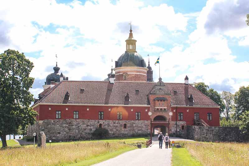 Schloß Gripsholm Mariefred