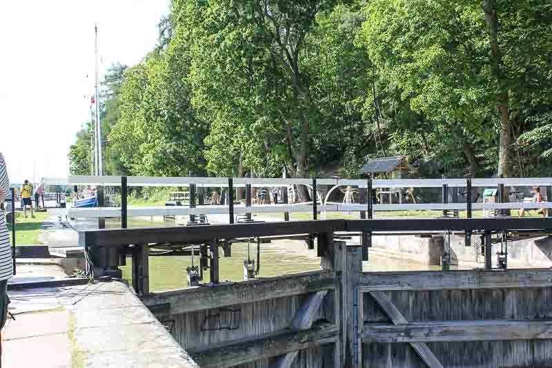 Schleuse-Goeta-Kanal