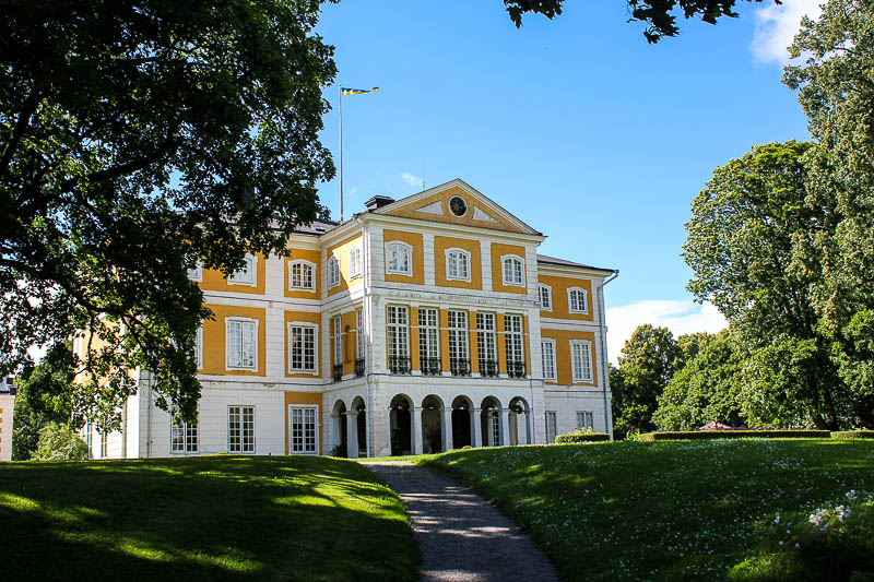 Herrenhaus in Julita Gard