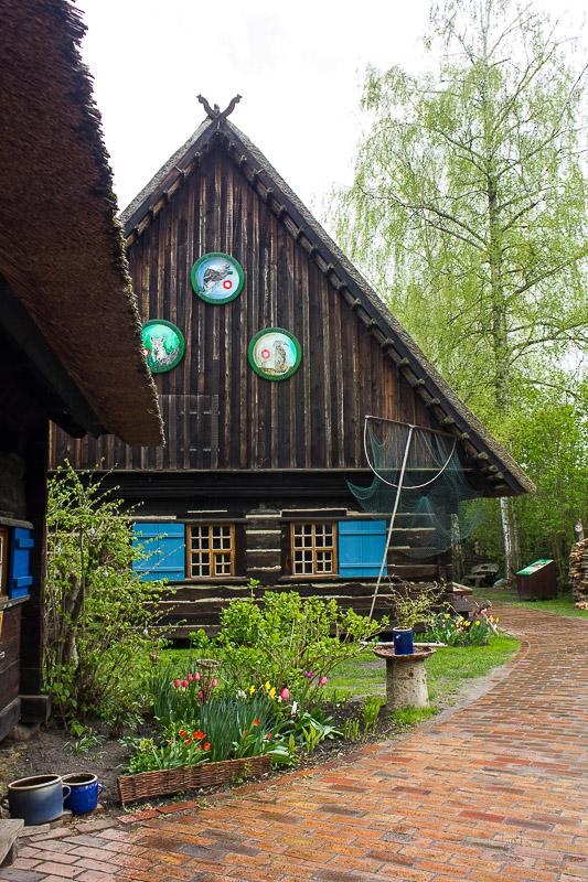 Freilichtmuseum in Lehde.