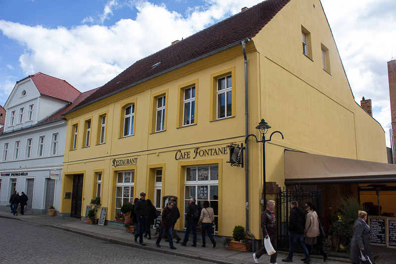 Restaurant Cafe Fontane