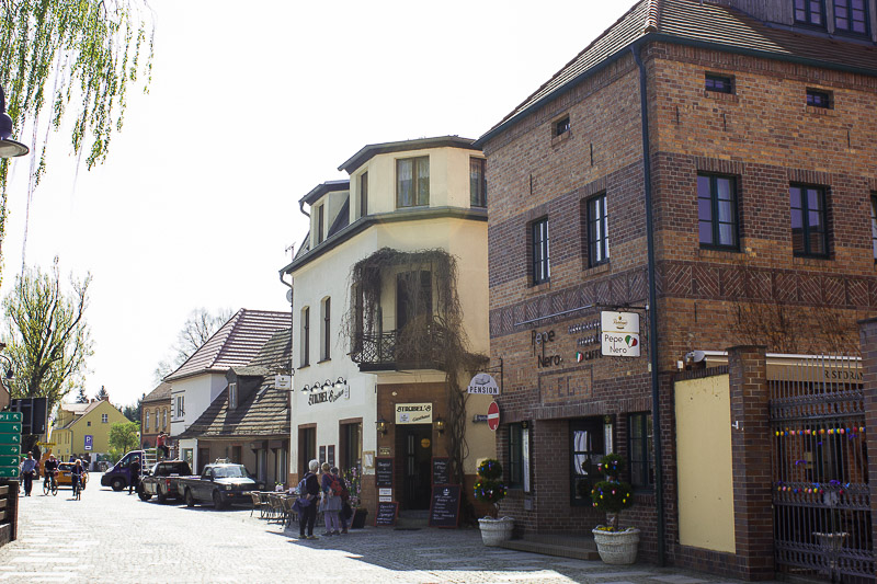 Dammstrasse-Luebbenau-Spreewald