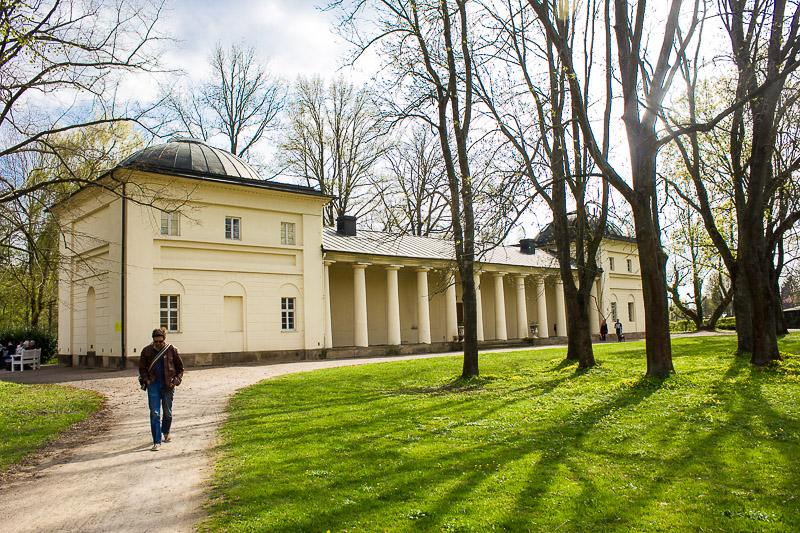 Orangerie-Schoßpark-Luebbenau
