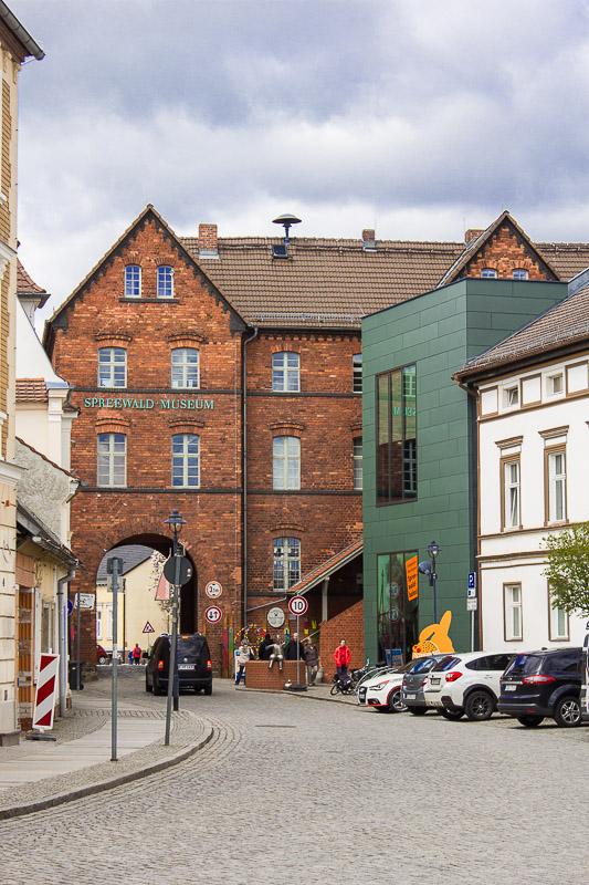 Spreewald-Museum Luebbenau.