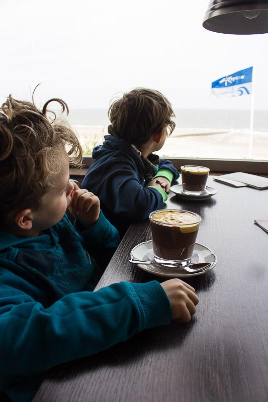Cafe Pudding auf Wangerooge.
