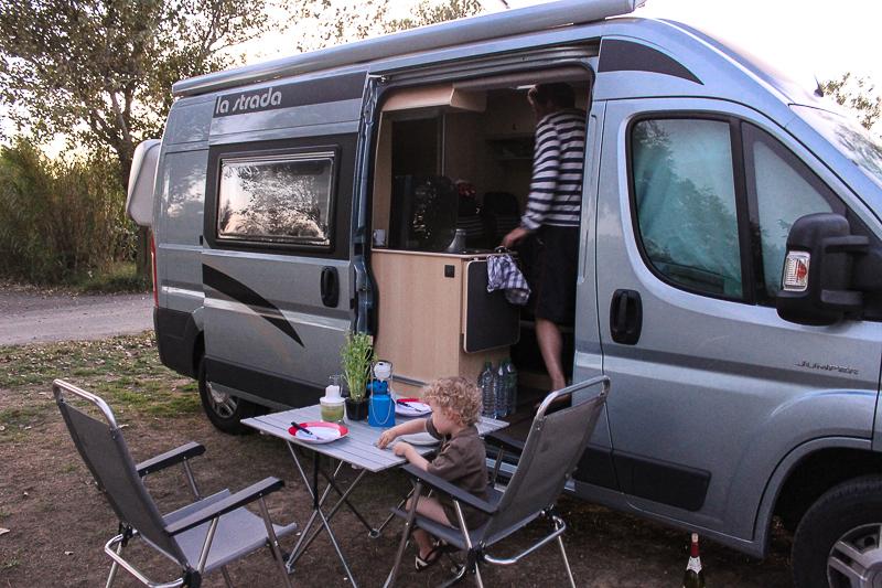 Unser Campingbus