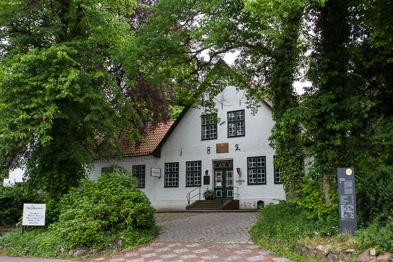 Kaufhaus Stolte in Worpswede.