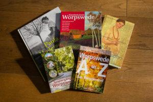 Literatur für Worpswede.