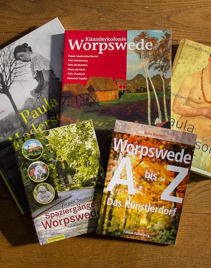 Literatur-Worpswede-und-Kunst