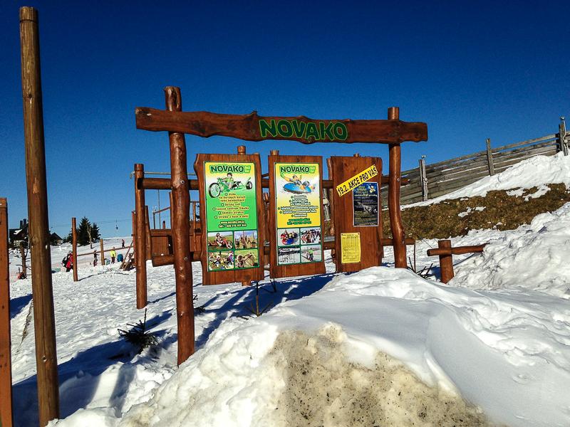 Novako-Skiareal