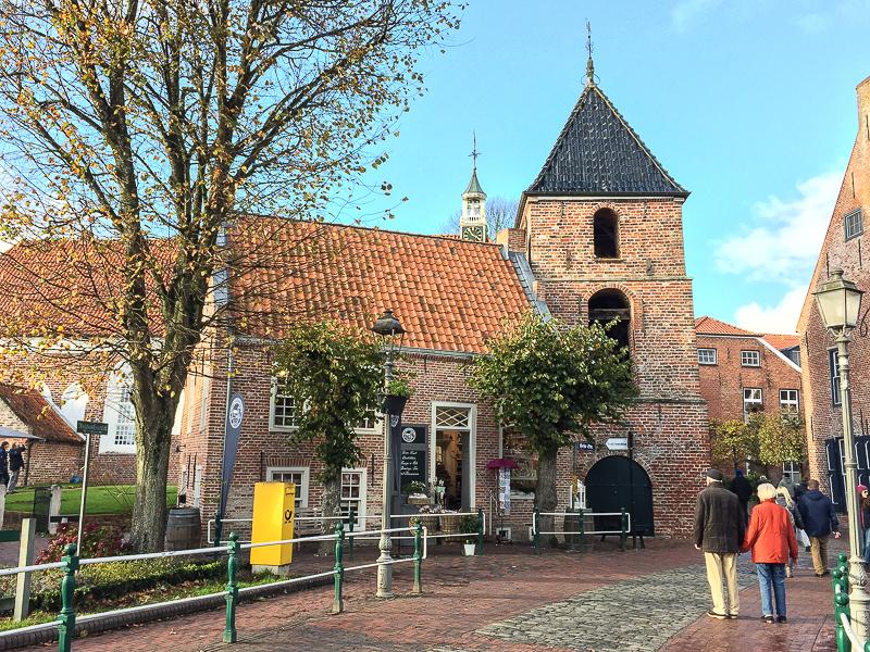 Glockenturm in Greetsiel