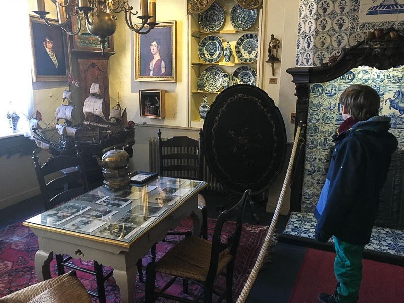 Museum im Haus Samson in Leer.