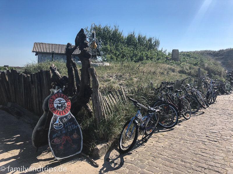 Old Laramie auf Spiekeroog