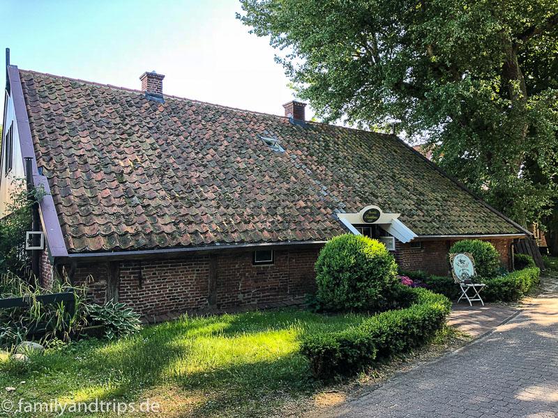 Aeltestes Inselhaus von Spiekeroog.