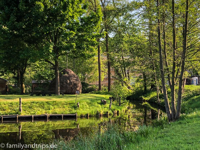 Straupitz erholsamer Urlaub im Spreewald